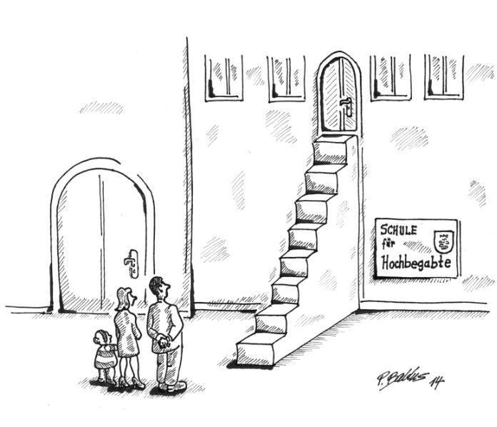 Peter Baldus  Cartoons, Karikaturen und Zeichnungen z